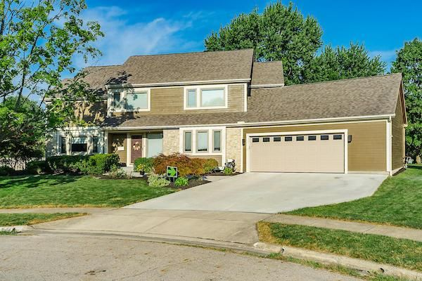 4532 Benderton Court, Upper Arlington, OH 43220