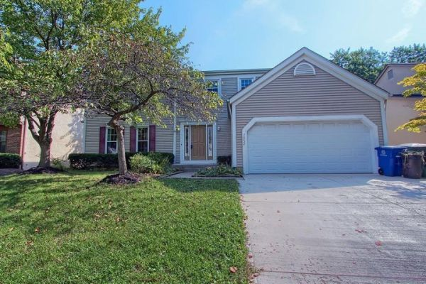 7952 Hightree Drive, Westerville, OH 43081