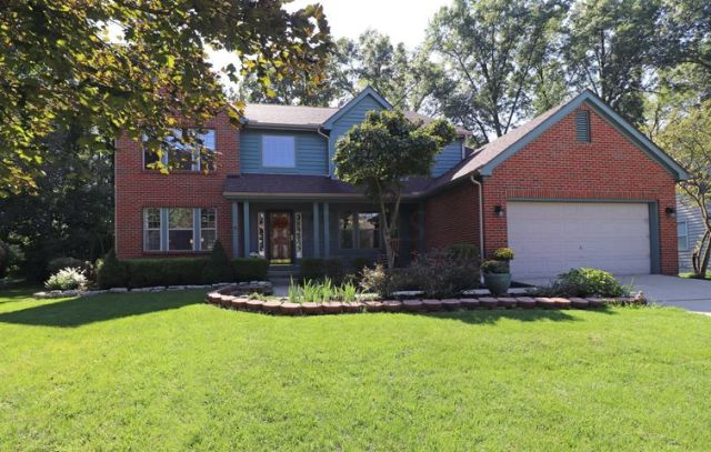 3835 Wedgewood Place Drive, Powell, OH 43065