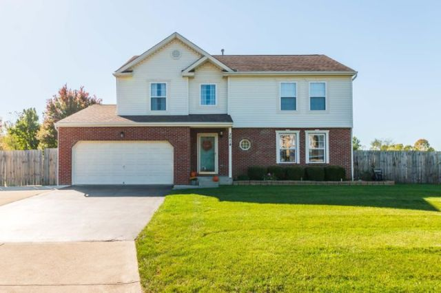 3614 Courtland Drive, Lewis Center, OH 43035