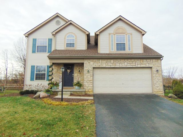 7590 Totten Springs Drive, Westerville, OH 43082