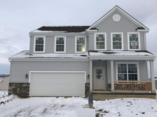 134 Mannaseh Drive W, Granville, OH 43023