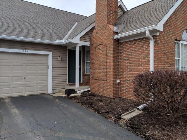 543 Brickstone Drive, Delaware, OH 43015