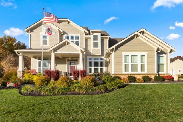 8444 Holmesdale Place, New Albany, OH 43054