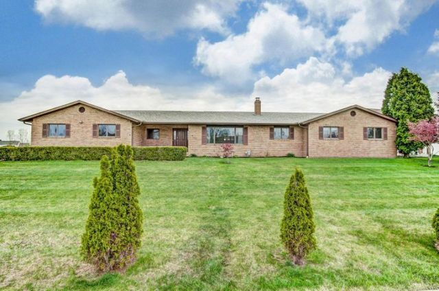 Fall in love with this all brick ranch. Desirable location.