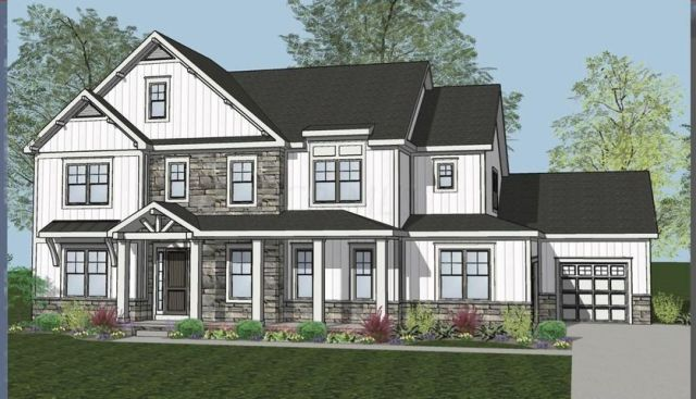 Not actual home- Builder Drawing