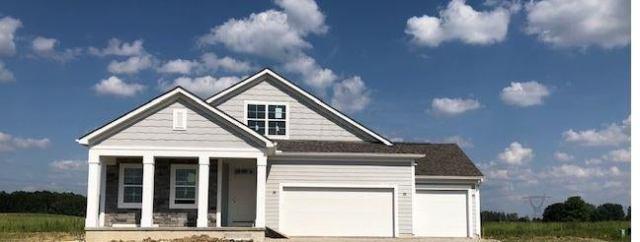 6101 Heather Ridge Drive, Powell, OH 43065