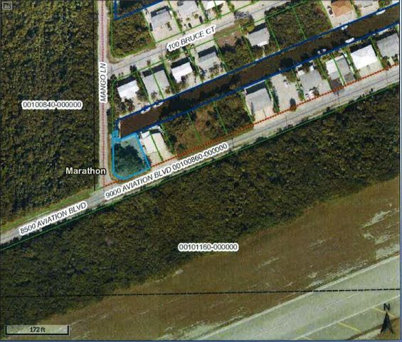 BK 1 LT 1 SEA-AIR ESTATES, Marathon, FL 33050