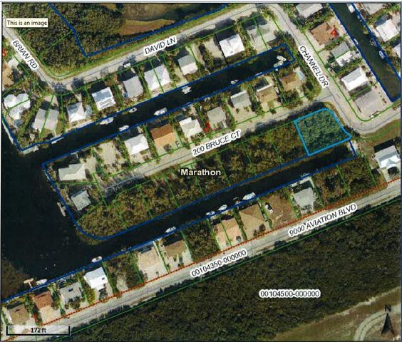BK 2 LT 1 SEA-AIR ESTATES Court, Marathon, FL 33050
