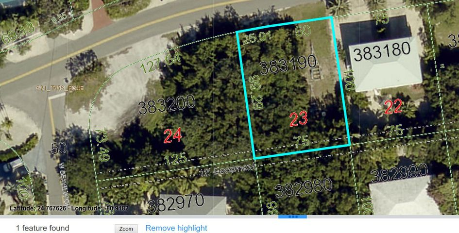 235 W Seaview Drive, Duck Key, FL 33050