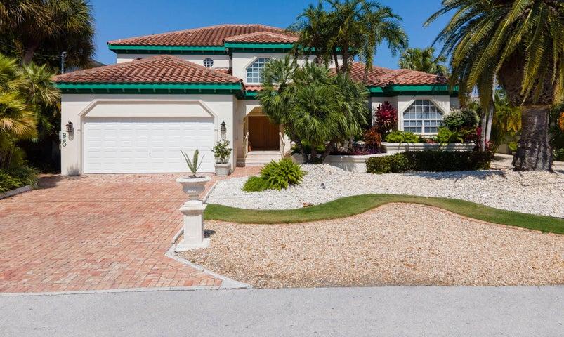 820 12Th Street, Key Colony, FL 33051
