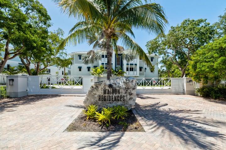 Main Entrance of Maison Residences