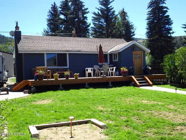 108 Byers Avenue, Hot Sulphur Springs, CO 80451