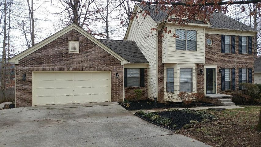 9125 Colchester Ridge Rd, Knoxville, TN 37922