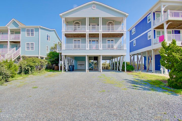 986 Ocean Boulevard W, Holden Beach, NC 28462