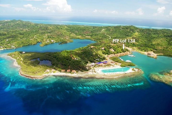 Lot 134, Parrot Tree Plantation, Roatan,