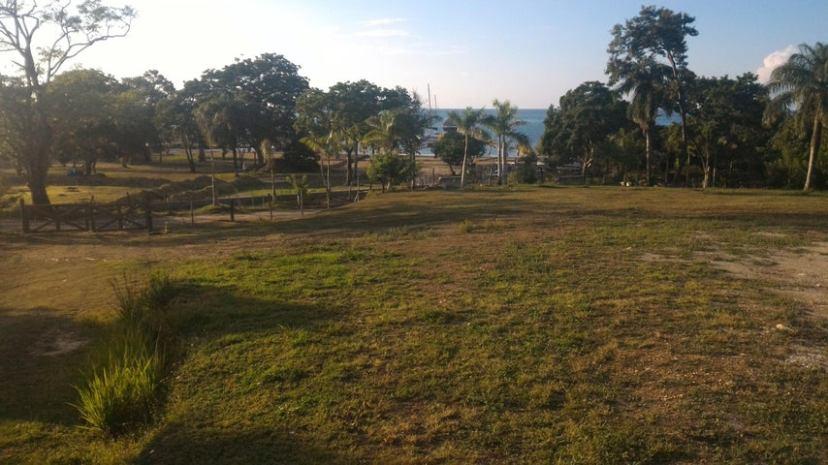 Guaiabara, Big Bight, Best Hillside Lot -H2, Roatan,