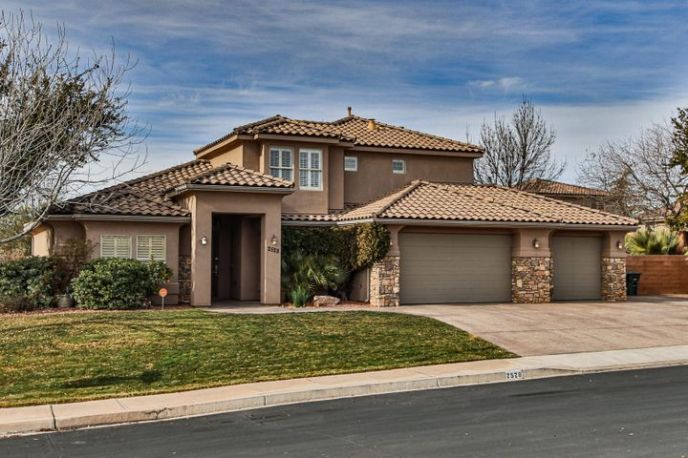 2528 S 2070 E CIR, St George, UT 84790