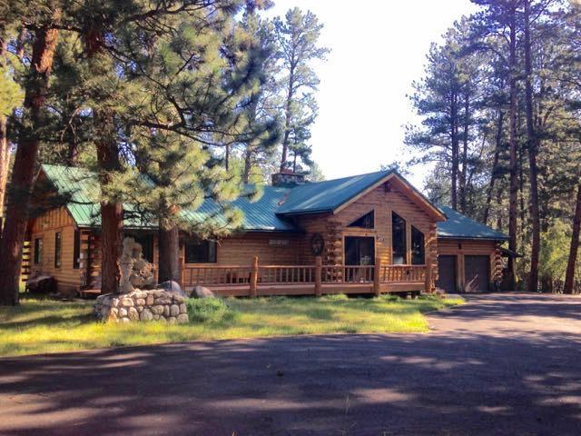 Cedar Log Construction
