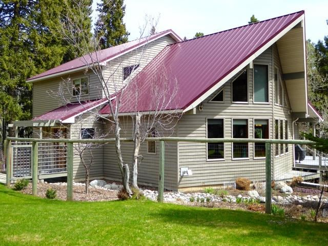 In an incredible location! Home has steel siding and roof (both less than 2 years old)
