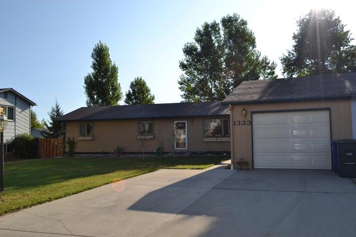 1333 Dana Avenue, Sheridan, WY 82801