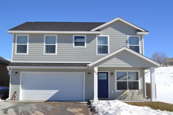 643 Frank Street, Sheridan, WY 82801