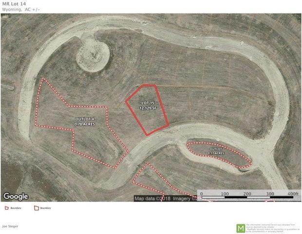 2641 Morrison Ranch Road, (Lot 15), Sheridan, WY 82801