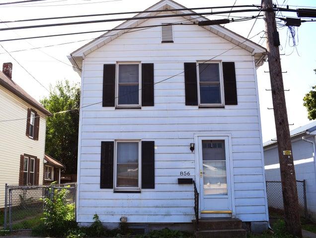 856 HANCOCK STREET, Williamsport, PA 17701