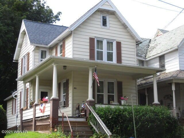 811 MULBERRY STREET, Williamsport, PA 17701