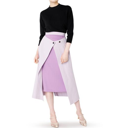 Twill 2way Skirt-3