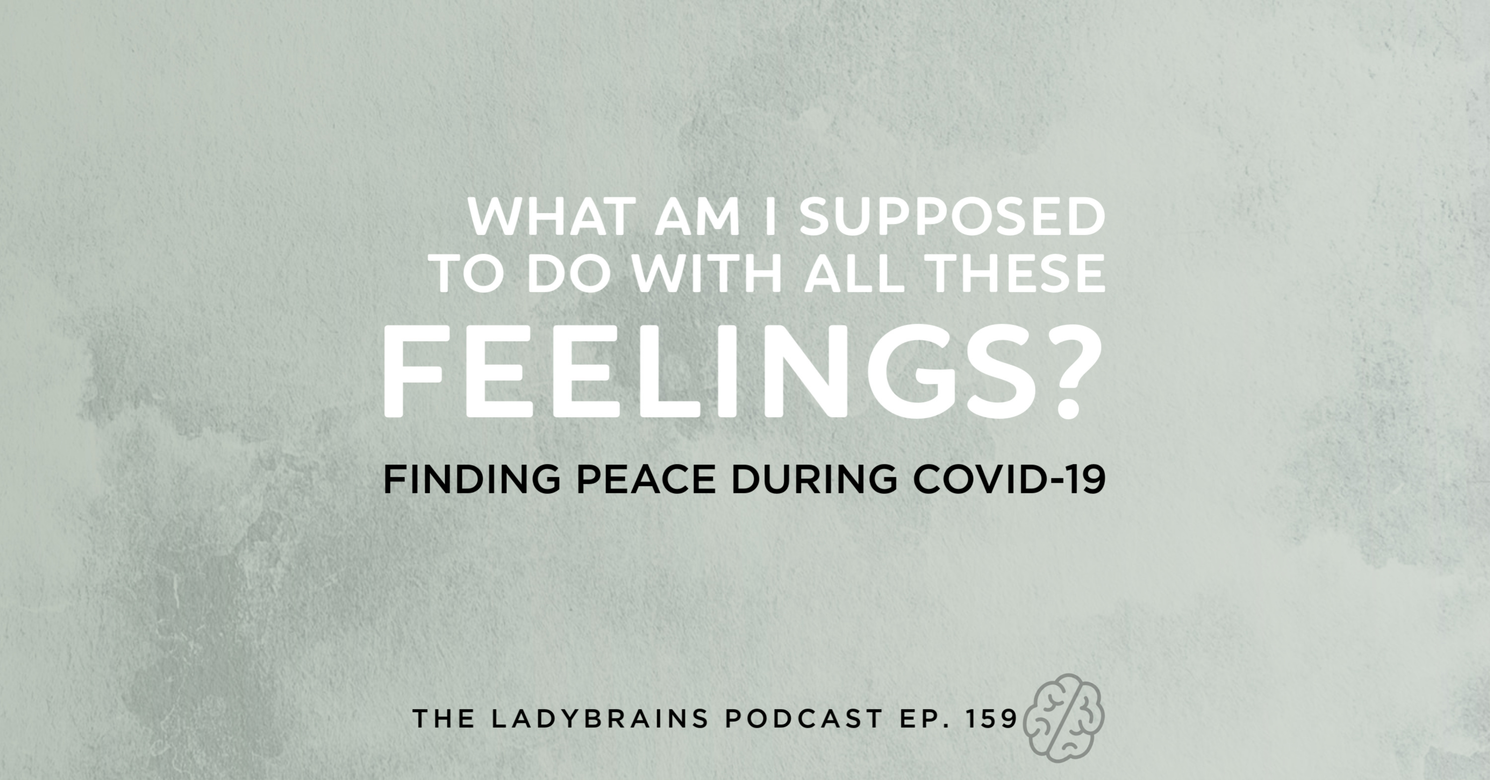 Dealing With Depression During Covid 19