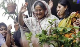 Sheikh Hasina's imprisonment day today