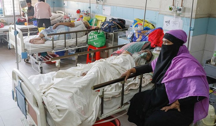 Bangladesh logs 261 more Covid deaths, 8136 new cases