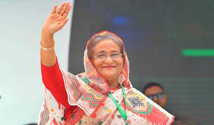 Prime Minister Sheikh Hasina`s 75th birthday today