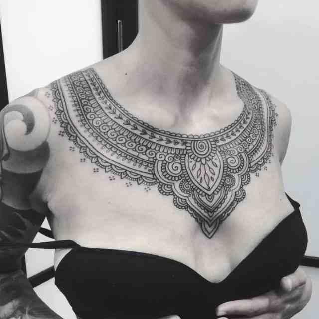Chest tattoos for girls Manson Porn – Legraybeiruthotel