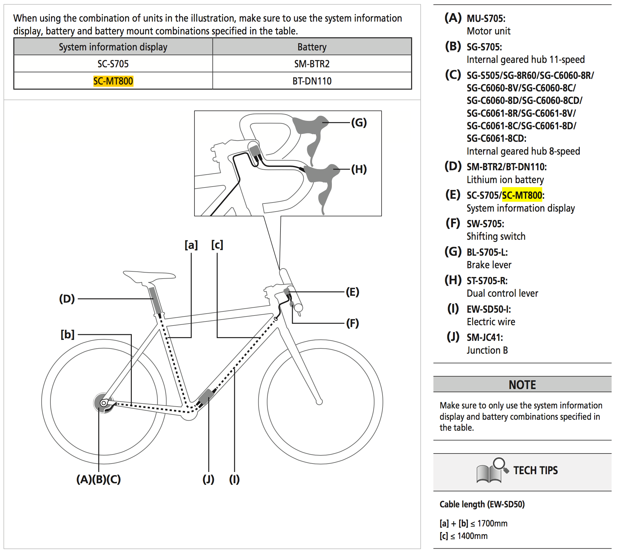 ultegra di2 6870 wiring diagram wire center u2022 rh 45 76 62 56 Shimano Di2 Wiring-Diagram 9150 Shimano Di2 Wiring-Diagram