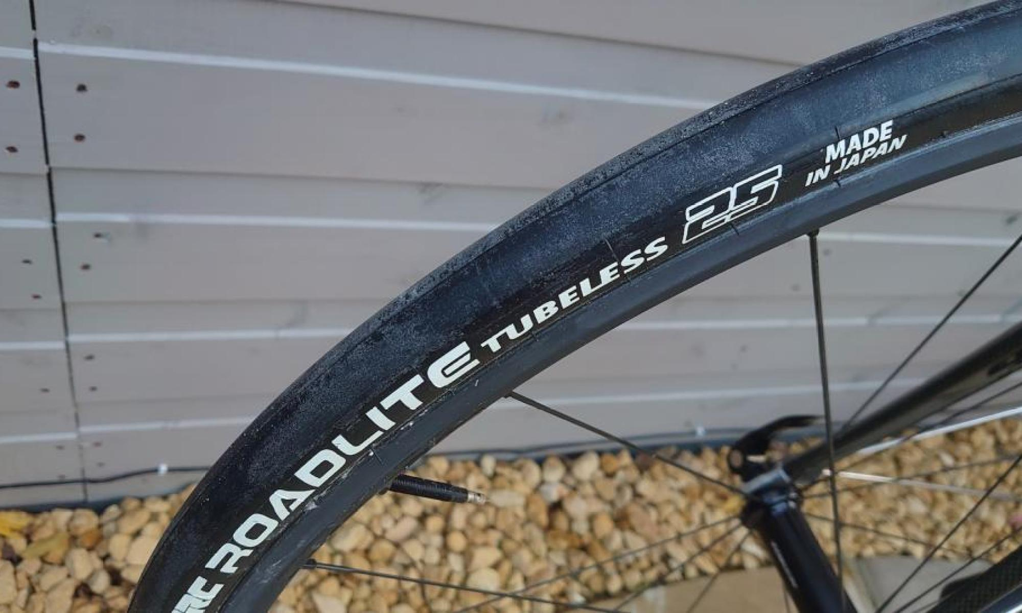 IRC Roadlite Tubeless road tyre
