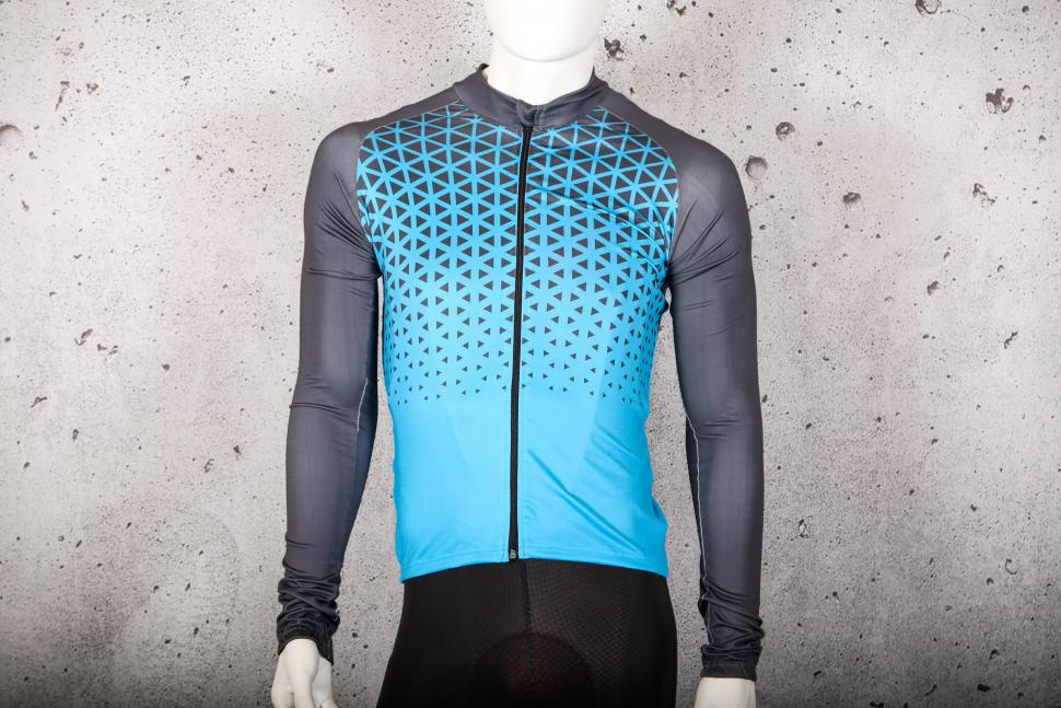 Proviz Classic Men's Long Sleeve Peloton Cycling Jersey