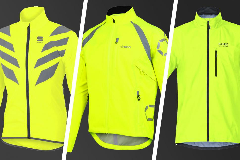 Image result for hi vis cycling jersey