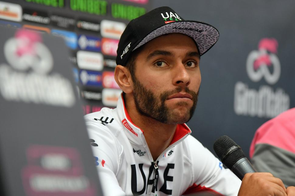 Fernando Gaviria tests positive for COVID-19 – for the second time this year