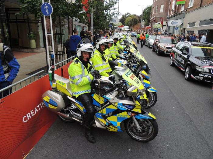 Image result for british police motorcyclists