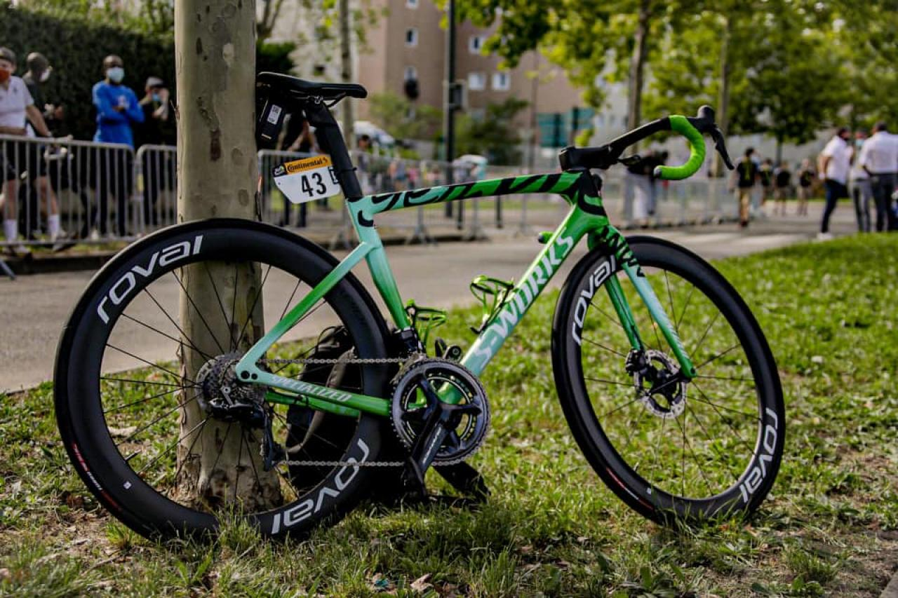 the bikes ridden to every stage win of