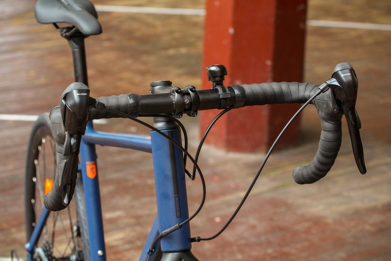decathlon triban rc120 disc road bike
