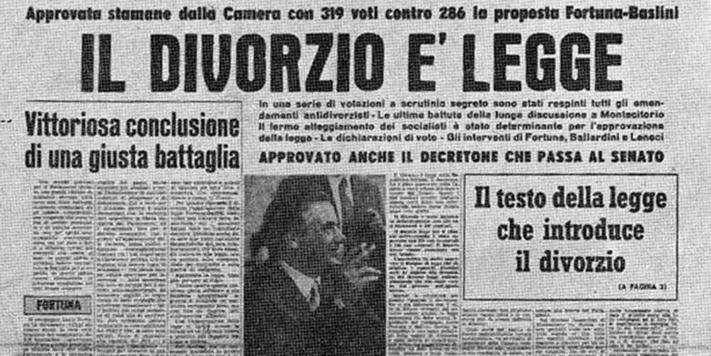 Divorzio in Italia: come funziona e il ruolo della donna - Roba da Donne