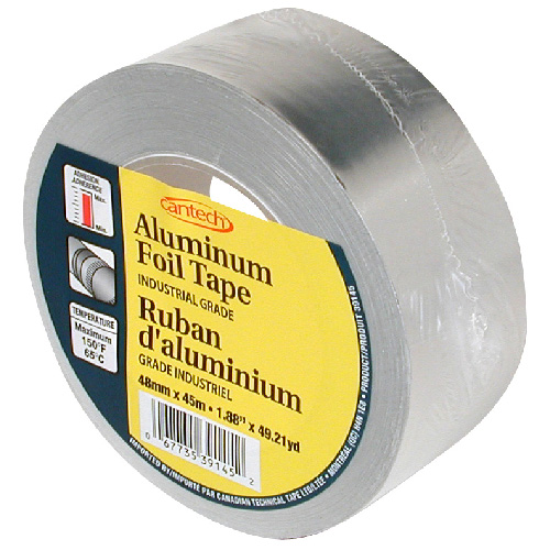 Cantech Aluminum Foil Tape 391454845 Rona