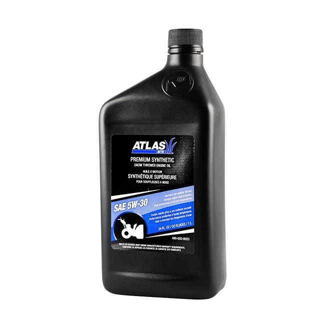 huile synthetique pour moteur 4 temps sae 5w 30 1 l