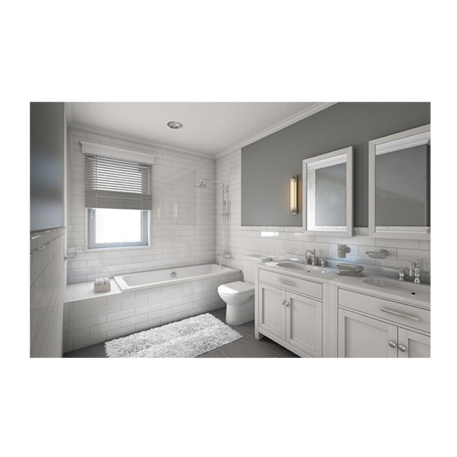bravo ceramic wall tiles 4 x 16 25 box glossy white fesh0416gloswhit rona