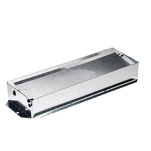 adapter damper for range hood