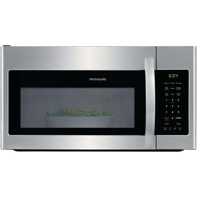 over the range microwave oven 30 1 8 cu ft 1000 w ss