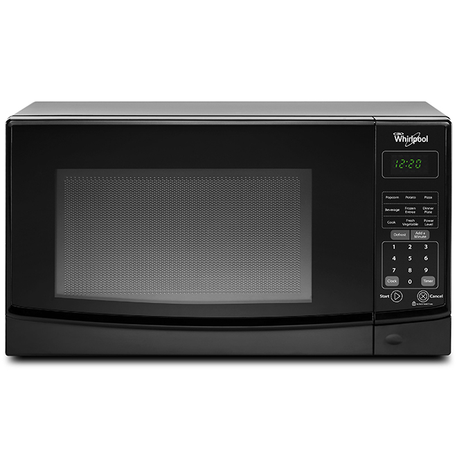 counter top microwave oven 0 7 cu ft 700 w black